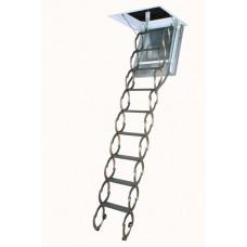 Огнестойкая лестница  LSF 60x120x280-300 см