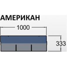 АМЕРИКАН Фемили: Коричневый(A-35), Антик(A-36), Римская(A-38), Шале(A-40)